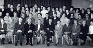 29 stycznia 1971 - grono nauczycielskie