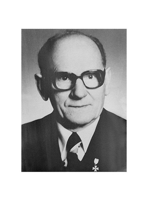 Dyrektor Franciszek Rajewski 1964-1972