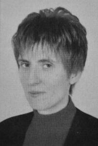 Zastępca Dyrektora Marzena Kania 1997-1999