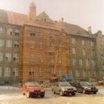 Rozbudowa szkoły 1996-97